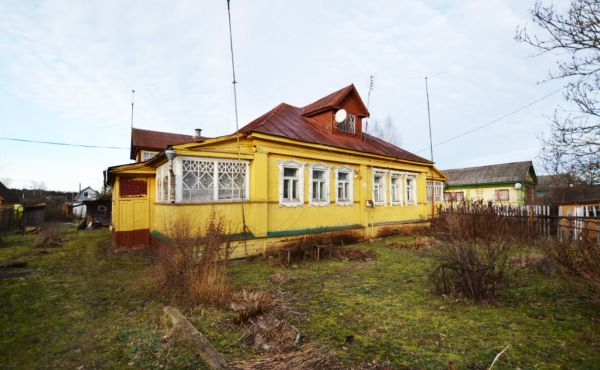 Жилой дом в городе Волоколамске на ул.Светлая